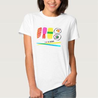 CMYK - Sushi Tee Shirts