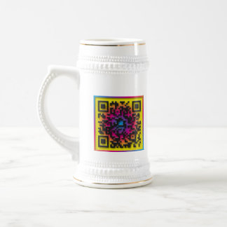 CMYK. Without it, the world would be ... Beer Stein