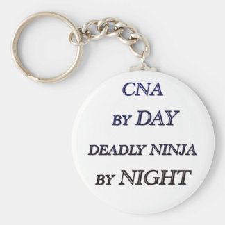 CNA BY DAY KEY RING