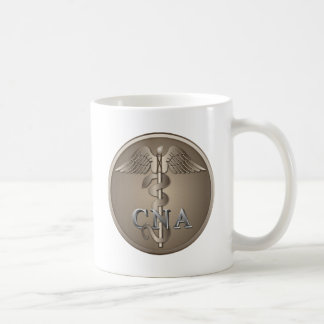 CNA Caduceus Coffee Mug