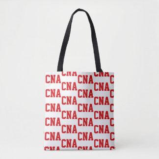 CNA Letter Tote Bag