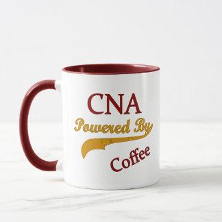 CNA Powered By Coffee Mug