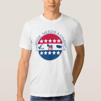 CNAC Voter Awareness Tshirts