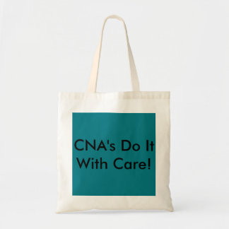 CNA's Do It With Care! Tote