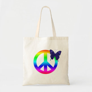 CND Butterfly Budget Tote Bag