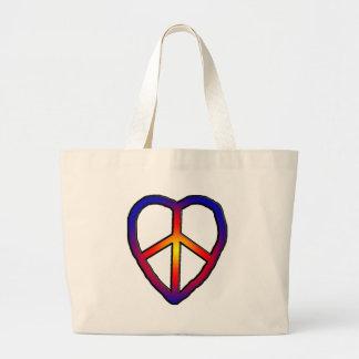 CND Heart copy Jumbo Tote Bag