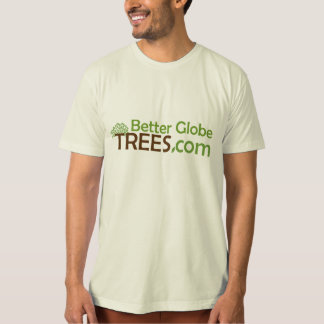 CO2 free Organic Product with a Social Impact T-Shirt