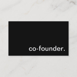 A founder business cards zazzle au co founder business card colourmoves