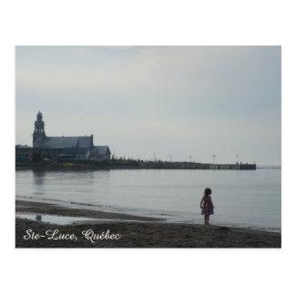 Co.-Luce, Quebec Postcard