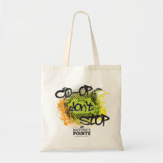 Co-op Don't Stop Tote Bag