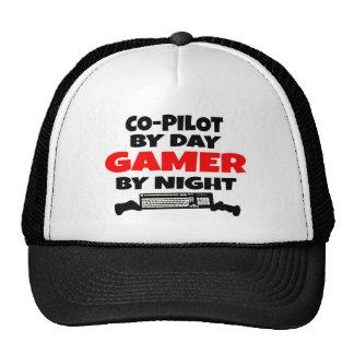 Co Pilot Gamer Mesh Hats