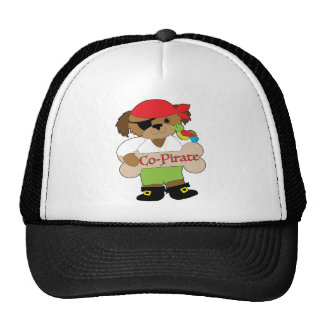 Co-Pirate Dog Cap