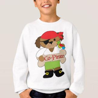 Co-Pirate Dog Sweatshirt