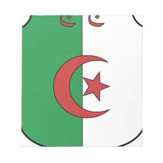 Coa_Algeria_Country_History_(1962-1971) Notepads