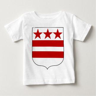 COA_George_Washington. Baby T-Shirt