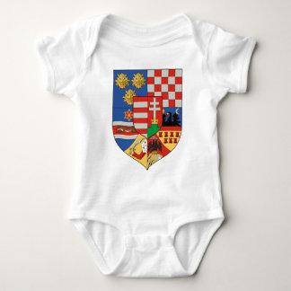 Coa_Hungary_County_Arad_(history) (2) Baby Bodysuit