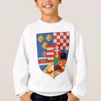 Coa_Hungary_County_Arad_(history) (2) Sweatshirt