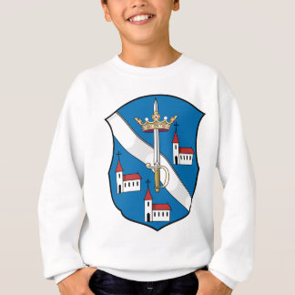 Coa_Hungary_County_Bars_(history) Sweatshirt