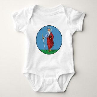 Coa_Hungary_County_Békés_(history) (2) Baby Bodysuit