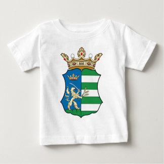 Coa_Hungary_County_Békés_(history) Baby T-Shirt