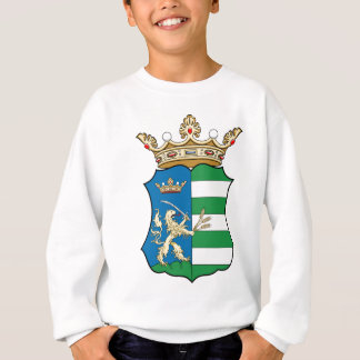 Coa_Hungary_County_Békés_(history) Sweatshirt