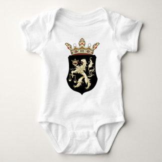 Coa_Hungary_County_Csongrád_(history) (2) Baby Bodysuit