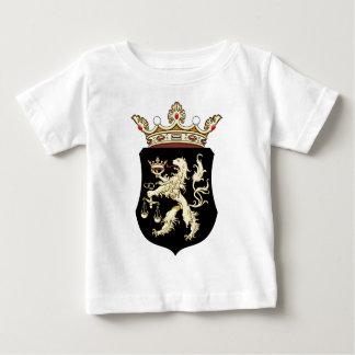 Coa_Hungary_County_Csongrád_(history) (2) Baby T-Shirt