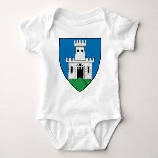 Coa_Hungary_County_Gömör-Kishont_(history) Baby Bodysuit