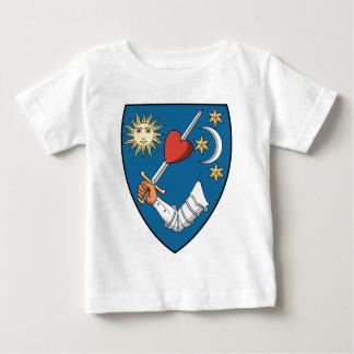 Coa_Hungary_County_Háromszék_(history)_v2 Baby T-Shirt