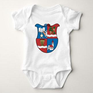 Coa_Hungary_County_Kolozs_(history) Baby Bodysuit
