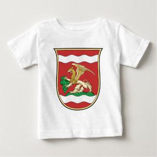 Coa_Hungary_County_Komárom_(history) (2) Baby T-Shirt