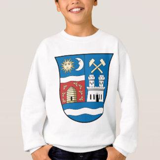 Coa_Hungary_County_Nógrád_(history)_v2 (2) Sweatshirt