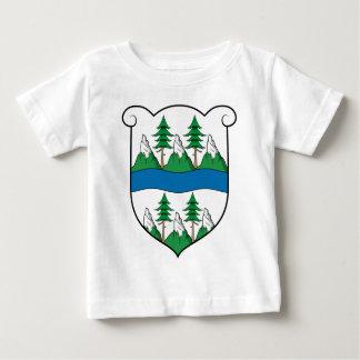 Coa_Hungary_County_Zólyom_(history) Baby T-Shirt