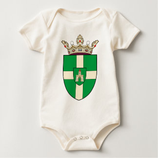 Coa_Hungary_Town_Budapest_8th_(2012-) Baby Bodysuit