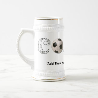 Coach Appreciation Gift Beer Stein
