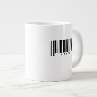 Coach Barcode Large Coffee Mug