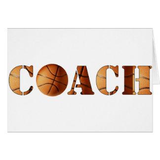 COACH (Basketball) Card
