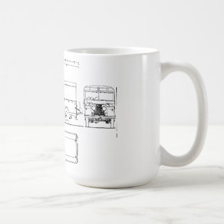 Coach builders Series I Coffee Mug