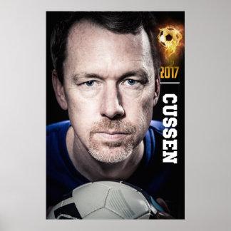 Coach Cussen poster