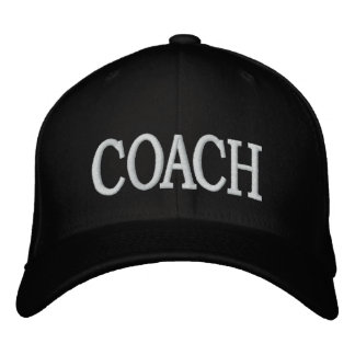 COACH Front and Back Hat