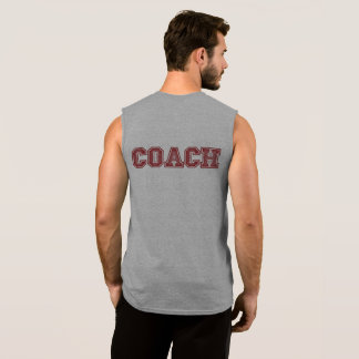 Coach Sleeveless Shirt