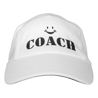 COACH + Smiley - DIY - Add your own text Hat