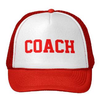 COACH Trucker Hat {Red}