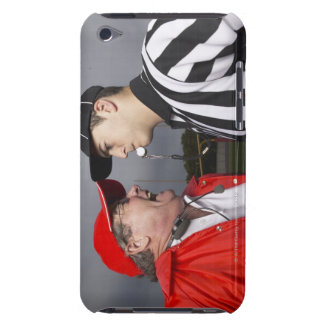 Coach Yelling at Referee Barely There iPod Case
