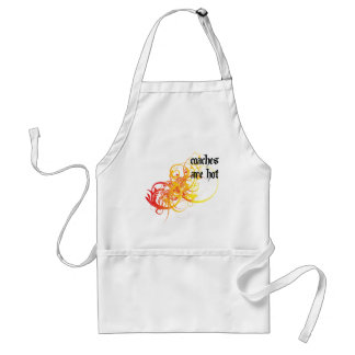 Coaches Are Hot Standard Apron