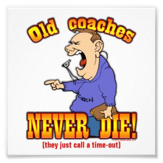 Coaches Photo Art