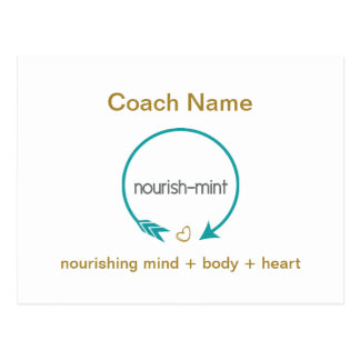 Coach's Postcard