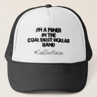 Coal Dust Hollar Band Hat