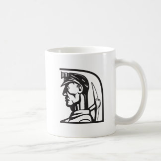 Coal Miner Coffee Mug