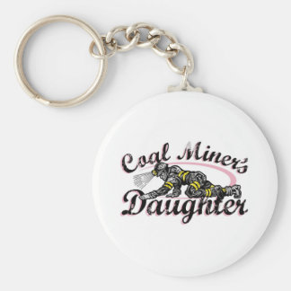 coal miner's daughter key ring